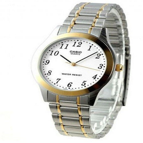 Casio Women Analog Stainless Steel Watch