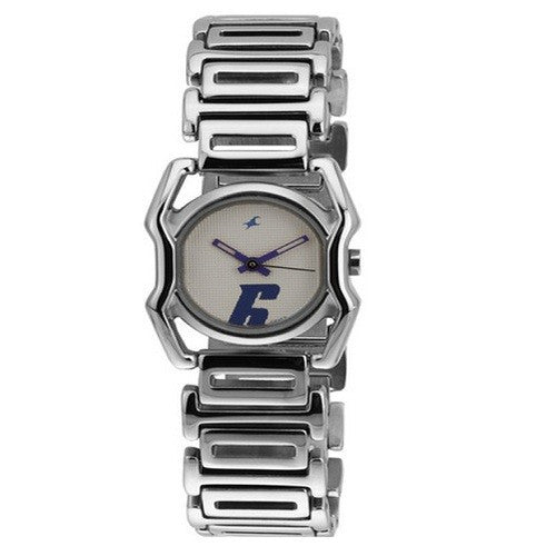 Fastrack 6100SM01 Analog Watch - For Women