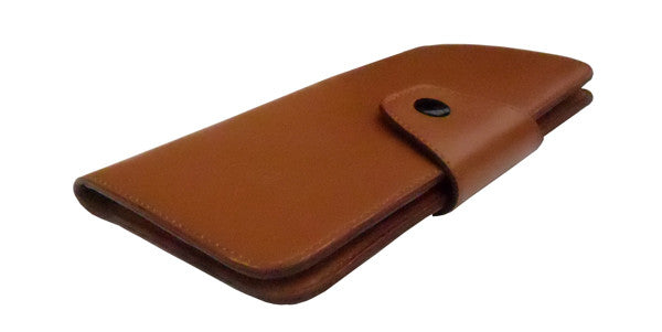 Leather phone cases