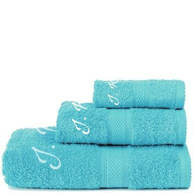 3 piece Personalised Towel set