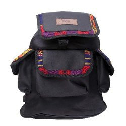 African Things Sisi backpack checkers