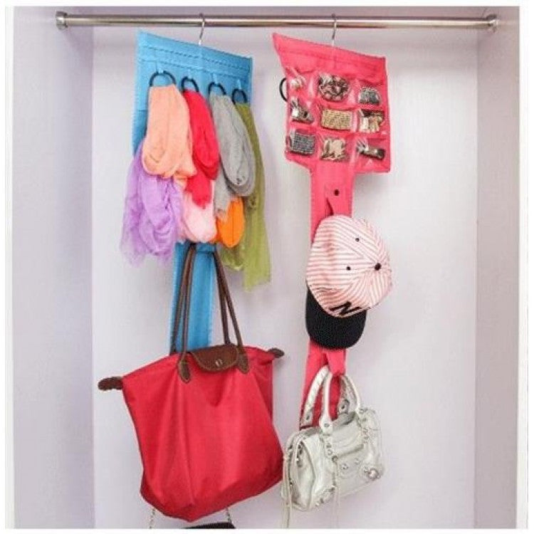Bag, scarf, Jewelry Hanger
