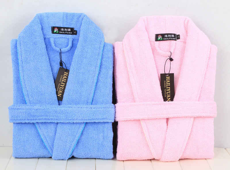 Customized Couple Bathrobe set