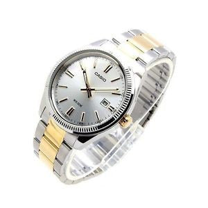 Casio Analog Ladies Two-Tone Watch LTP-1302SG-7AVDF