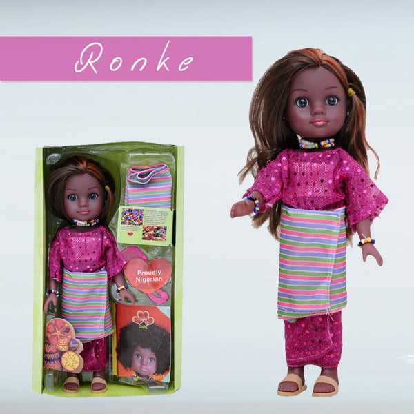 Unity Girls Doll-Ronke