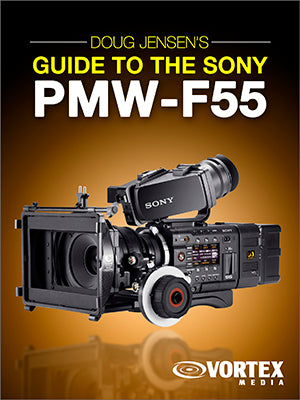 Guide to the Sony PMW-F55 and PMW-F5