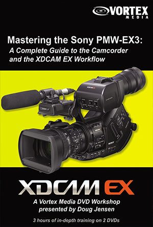 Mastering the Sony PMW-EX3 Camcorder