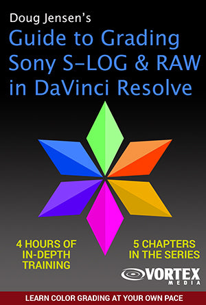 Guide to Grading Sony S-LOG & RAW in DaVinci Resolve
