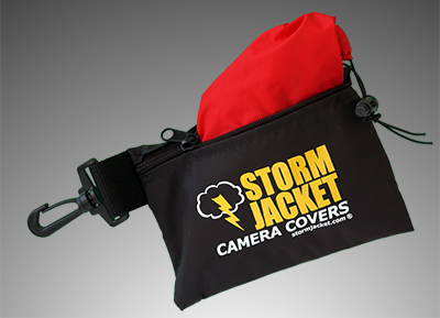 Storm Jacket zippered carrying case
