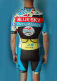 Men's Fluid+ Short Sleeve Skinsuit