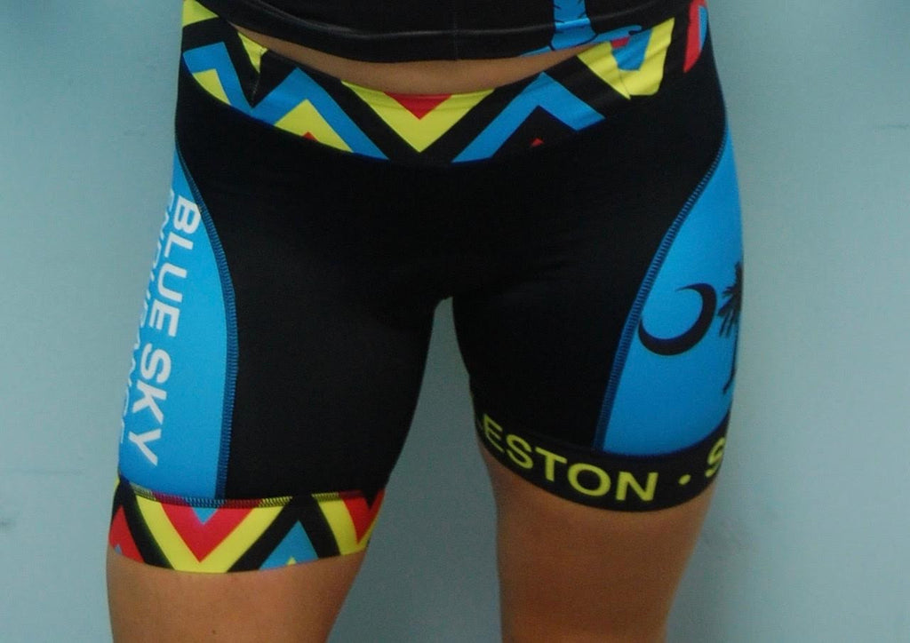 Women's Blue Sky Endurance Velocity+ Tri Short