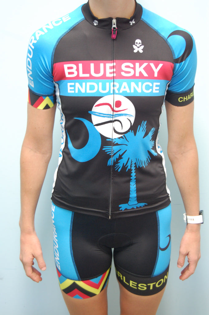 Women's Blue Sky Endurance+ Cycle Short