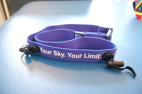 Blue Sky Endurance Race Belt
