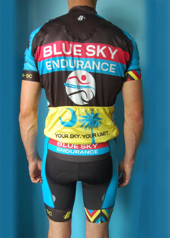 Men's Blue Sky Endurance+ Cycle Short