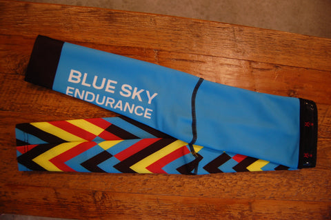 Blue Sky Endurance Arm Warmer