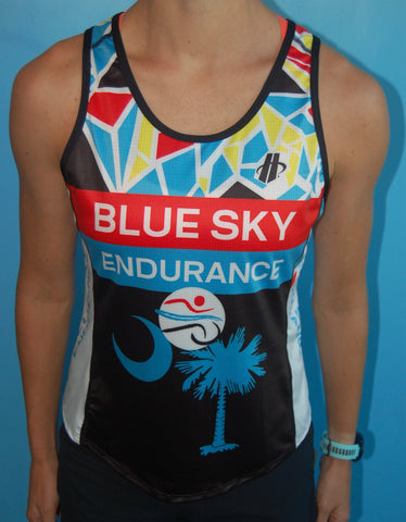 Women's Blue Sky Endurance Hincapie Racing Singlet