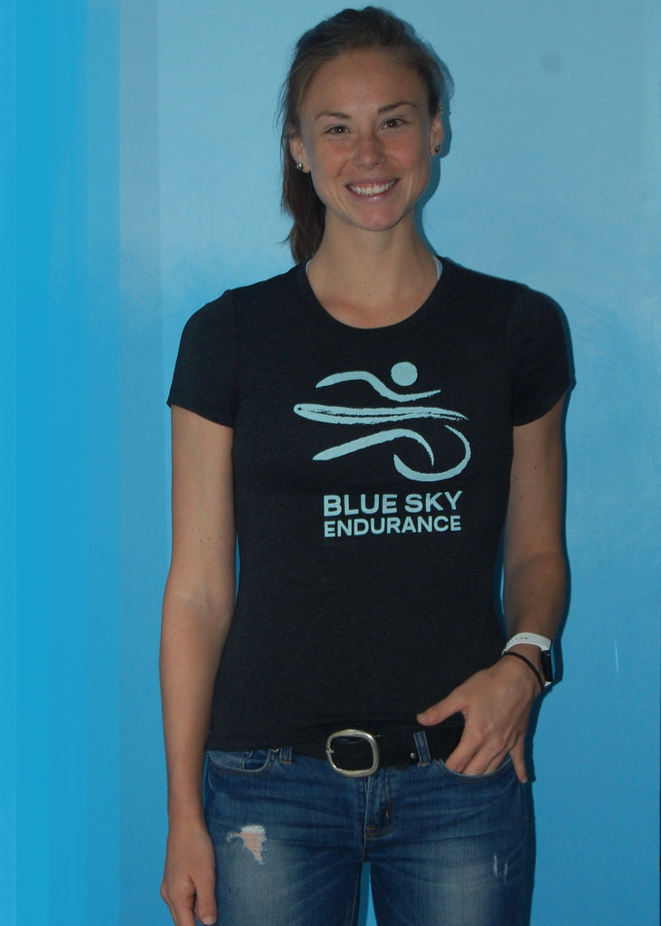 Women's Blue Sky Endurance Run Shirt