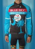 Men's Blue Sky Endurance Long Sleeve Jersey