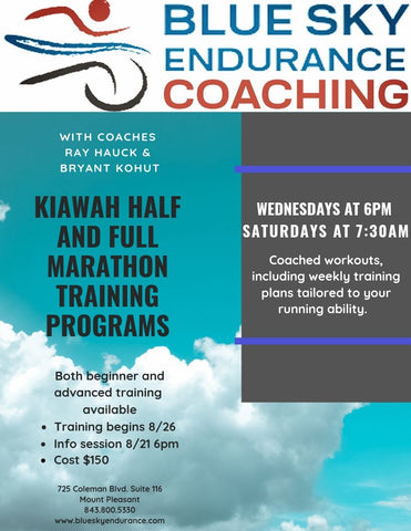 Half and Full Marathon Training Program