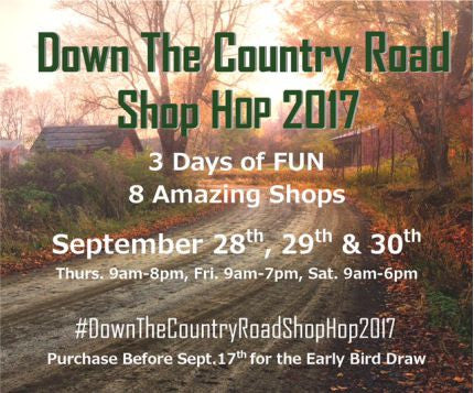 Down The Country Road Shop Hop