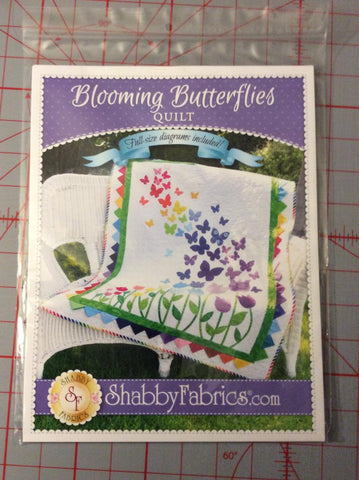 Blooming Butterflies Kit - The Quilting Gnome