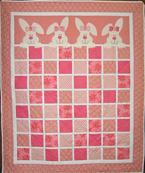 Bunny Hugs Pattern - The Quilting Gnome