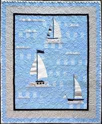 Ahoy Again - The Quilting Gnome