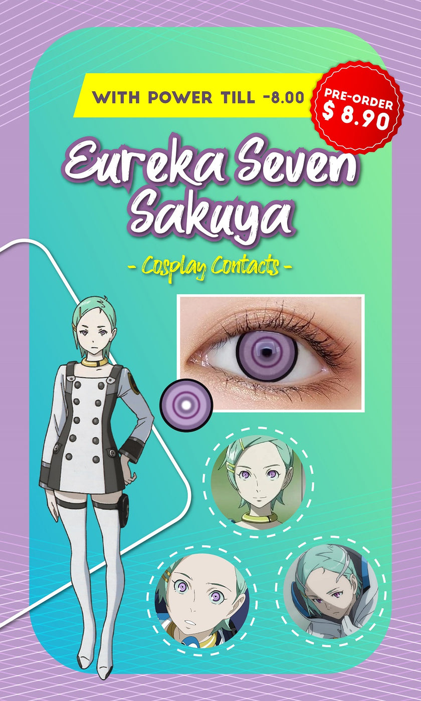 Colored Contact Lenses | Cosplay | Wigs | Makeup – UNIQSO