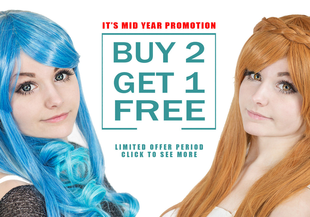 Colored Contact Lenses  Costume Colored Contacts  Cosplay  Wigs