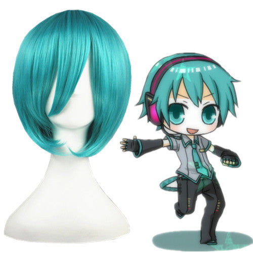 Cosplay Wig - Vocaloid - Miku 001F-UNIQSO