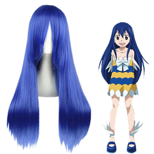 Cosplay Wig Fairy Tail Wendy Marvell Uniqso