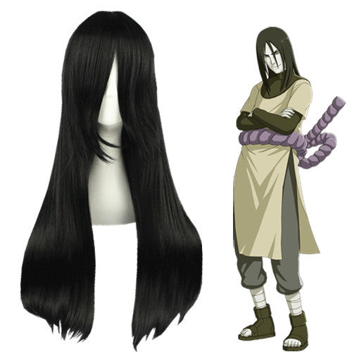 Cosplay Wig - Bleach - Kuchiki Byakuya-UNIQSO