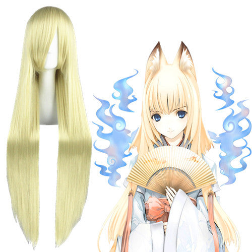 Cosplay Wig - Aph - White Emigre-UNIQSO