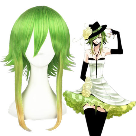 Cosplay Wig - Vocaloid - Gumi 049B-UNIQSO