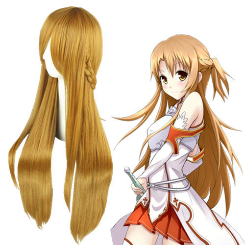 Cosplay Wig - Sword Art Online - Asuna-UNIQSO