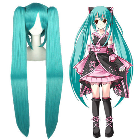 Cosplay Wig - Vocaloid - Miku 075A-UNIQSO