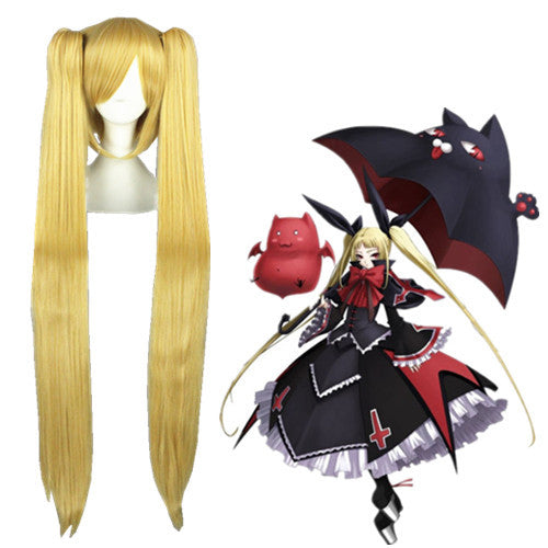 Cosplay Wig - Vocaloid - Miku 075G-UNIQSO