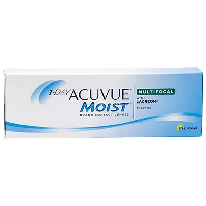 1 Day Acuvue Moist Multifocal- Daily Disposable-UNIQSO