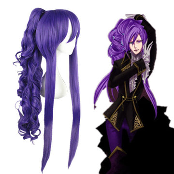 Cosplay Wig - Vocaloid - Gakupo-UNIQSO