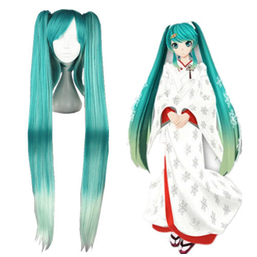 Cosplay Wig - Vocaloid - Miku 174A-UNIQSO
