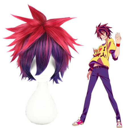 Cosplay Wig - NO GAME NO LIFE - Sora-UNIQSO