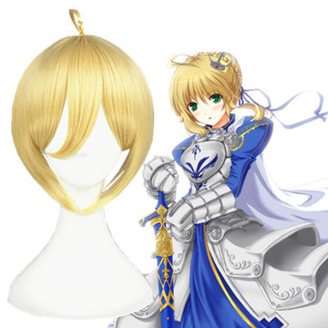 Cosplay Wig - Fate stay night - Saber Nero-UNIQSO