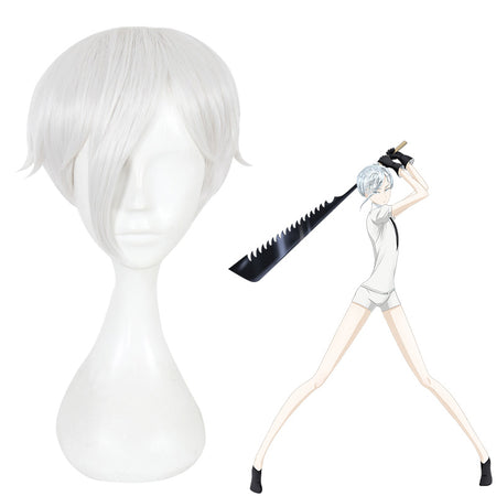 Cosplay Wig - Land of the Lustrous-Antarctic Rock-UNIQSO