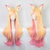 Cosplay Wig - League of Legends-Ahri-UNIQSO