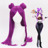 Cosplay Wig - League of Legends [LOL] : K/DA - Kaisa-UNIQSO