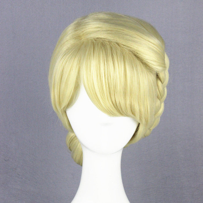 Cosplay Wig Frozen Elsa MAKES