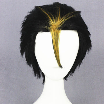 Cosplay Wig - Haikyuu - Nishinoya Yuu-UNIQSO