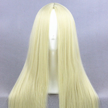 Cosplay Wig - Medium Beige wig-UNIQSO