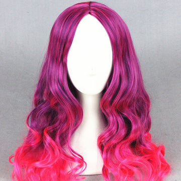 Cosplay Wig - Guardians of the Galaxy - Gamora-UNIQSO