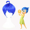 Cosplay Wig - Inside Out/Joy-UNIQSO